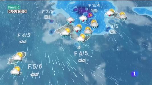 El temps a les Illes Balears - 01/09/21