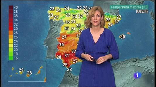 El tiempo en la Comunitat Valenciana - 01/09/21