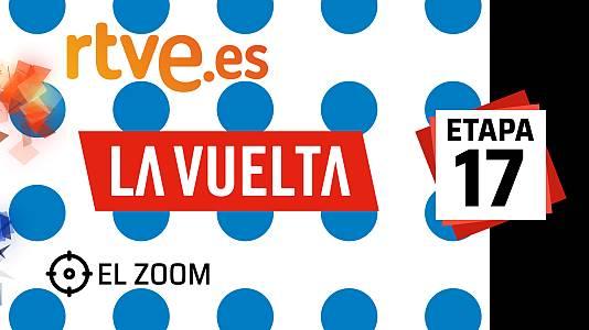 La Vuelta 2021   Bajada de alto riesgo en la Collada Llomena