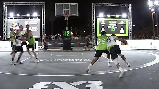 Baloncesto 3x3 - Herbalife 3x3