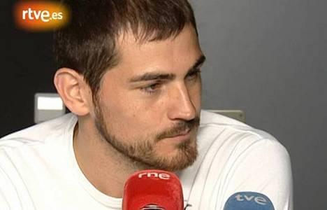 Casillas: 'Quiero un doblete'