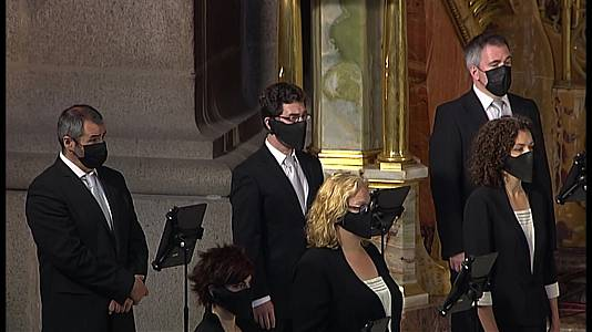 Coro RTVE + Guill Pastrana (El Escorial)