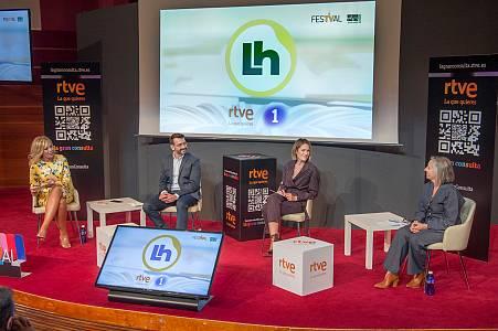 El FesTVal de Vitoria nos presenta la nueva La Hora de La 1