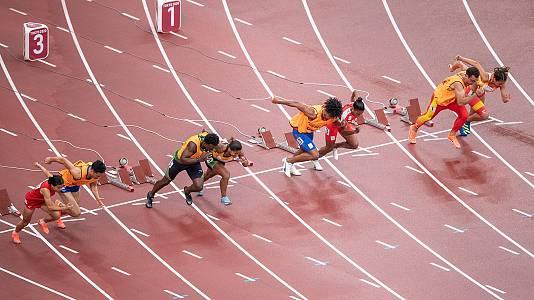 Atletismo: Sesión matinal. Jornada 7