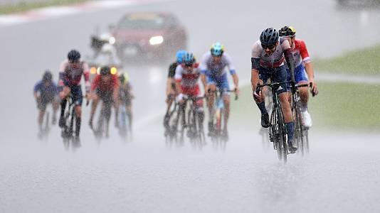 Ciclismo en ruta: Carrera en ruta. Jornada 2. Parte 2