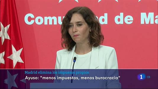 Informativo de Madrid 2 1/09/2021