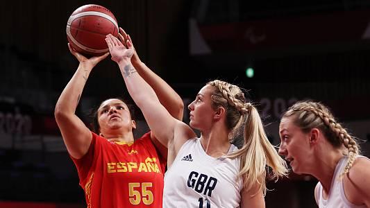 Baloncesto: España - Gran Bretaña