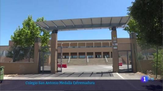 El Colegio San Antonio de Padua de Cáceres recibirá la Medalla de Extremadura