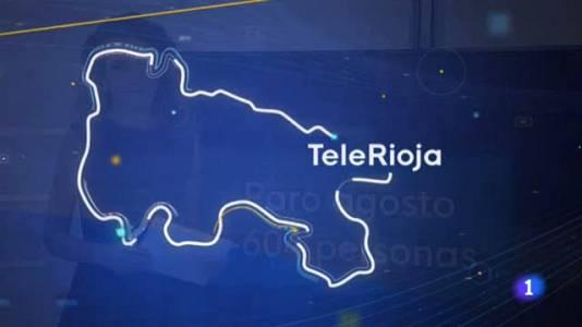 Informativo Telerioja - 02/09/21