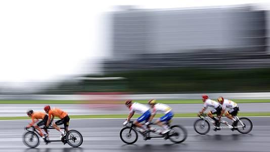 Ciclismo en ruta: Finales. Categoría B