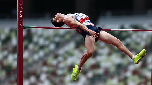 Atletismo: Sesión Vespertina. Jornada 8
