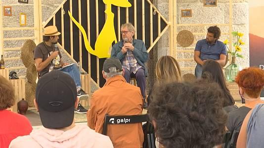 Ian Gibson en Cans: Trala pegada de Lorca