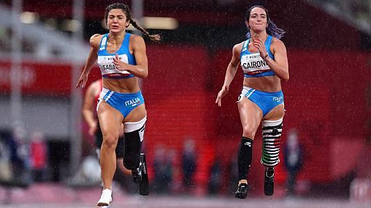 Atletismo: Sesión Vespertina. Jornada 9