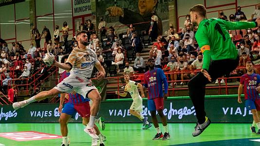 Supercopa masculina: Barça - Abanca Ademar León