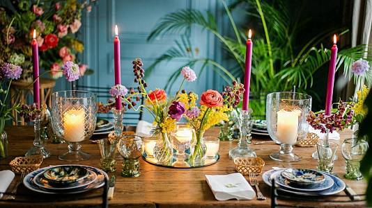 Descubre el poder de las flores con Sally Hambleton
