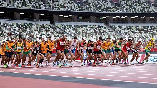 Atletismo. Maratón T54, T12 y T46
