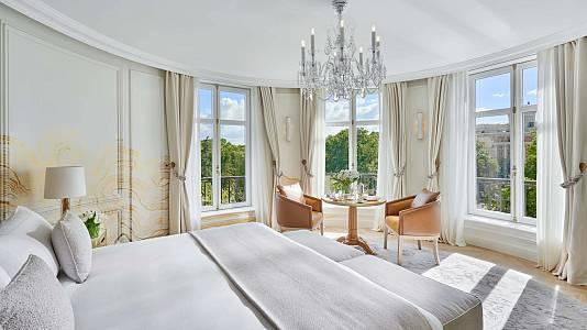 La esperada renovación del mítico Hotel Ritz de Madrid