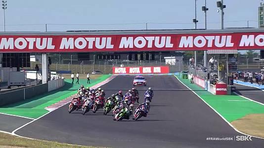 Campeonato del Mundo Superbike. WSBK Superpole race