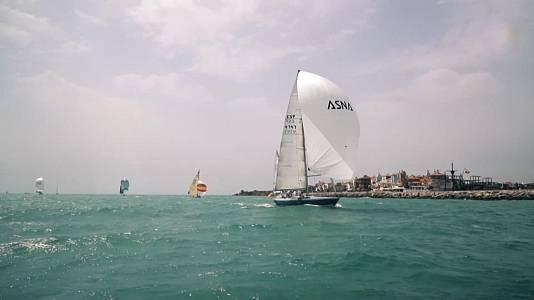 Circuito mediterráneo Barcos clásicos y Fund.Vela clásica