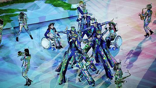 Ceremonia de clausura de los JJOO Paralímpicos Tokyo 2020