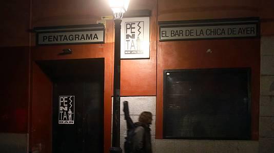 Una exposición homenajea bares con solera de Madrid