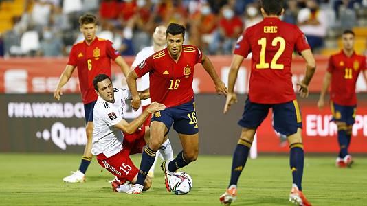 Clasificación Camp. Mundo 2022: España - Georgia