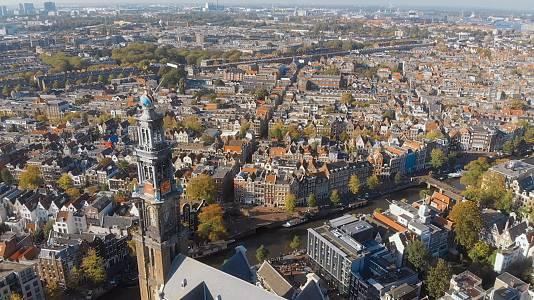Los Países Bajos: La ruta de las flores