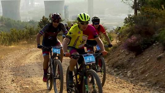 Open de España BTT XCUM. Power Race cinturón Roblano