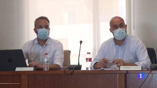 Alcanar presenta l'informe de danys per demanar la zona catastròfica