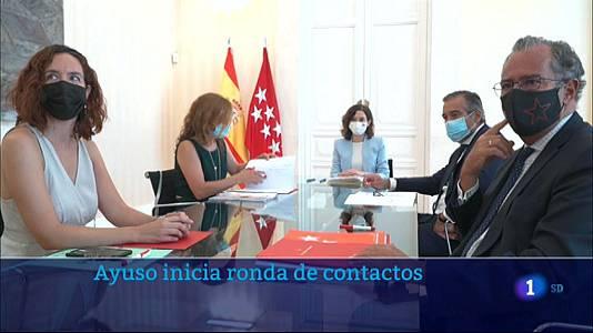 Informativo de Madrid 2 06/09/2021