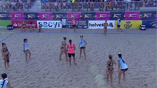 Balonmano Playa - Supercopa de España Femenina
