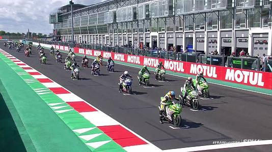 Cto. del Mundo Superbike. World Supersport 300, 1ª carrera