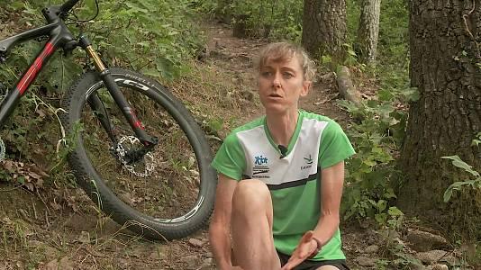 Eva Garrido - Ciclismo BTT