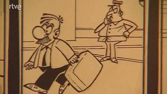 50 aniversario de 'Don Celes', del dibujante Luis del Olmo Alonso