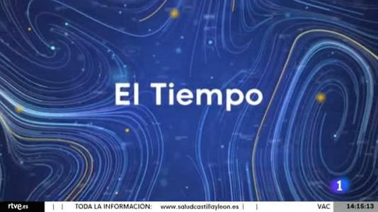 El tiempo en Castilla y León  - 08/09/21