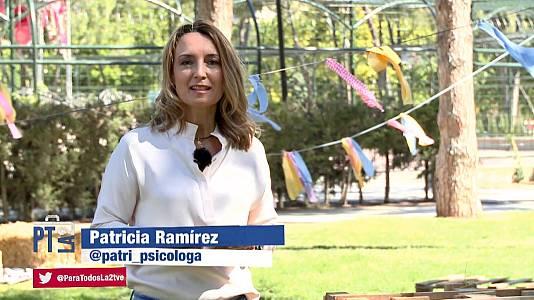 Vivir con serenidad con los consejos de Patricia Ramírez