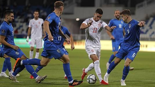 Clasificación Mundial 2022: Federación de fútbol de Kosovo -