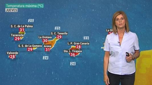 El tiempo en Canarias - 09/09/2021