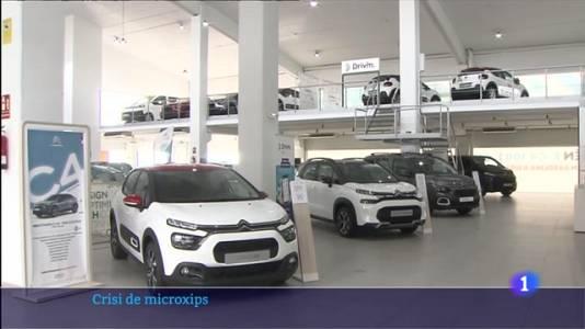 La crisi dels microxips dispara l'espera per comprar un cotxe
