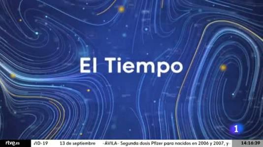 El tiempo en Castilla y León - 10/09/21