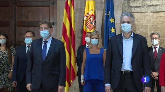 L'Informatiu Comunitat Valenciana 1 - 10/09/21