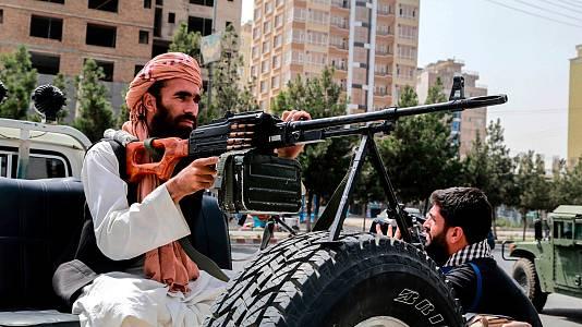 Los talibanes miran de nuevo al pasado tras 20 años del 11-S