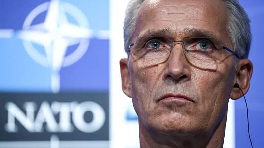 "La OTAN, ""vigilante"" en Afganistán"