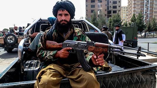 Un equipo de TVE viaja a Kabul para ver cómo los talibanes retoman el control