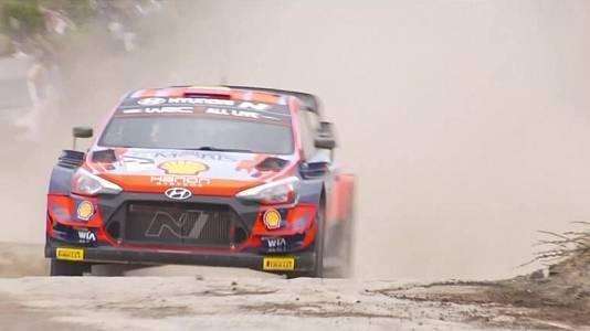 Campeonato del Mundo, Rally de Grecia. Resumen 2