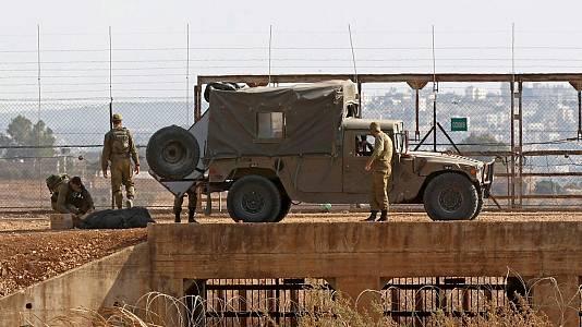 Israel captura a cuatro de los seis presos palestinos fugados