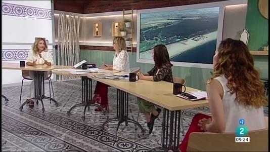Raquel Sánchez, Joan Ignasi Elena i inici de curs escolar
