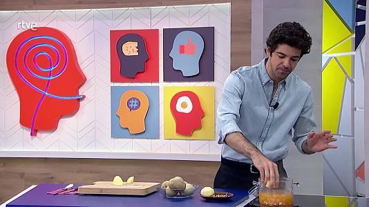 Miguel Ángel Muñoz nos enseña cómo arreglar una sopa salada