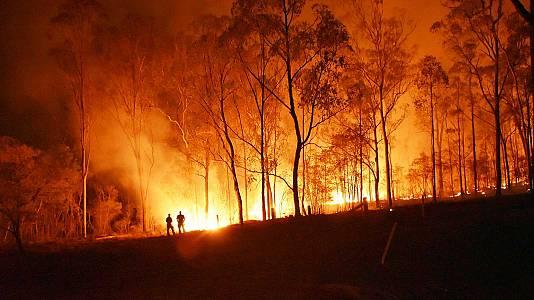 ¿Qué es un incendio de sexta generación?
