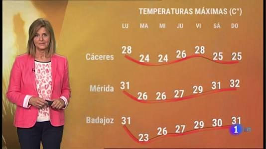 El tiempo en Extremadura - 13/09/2021